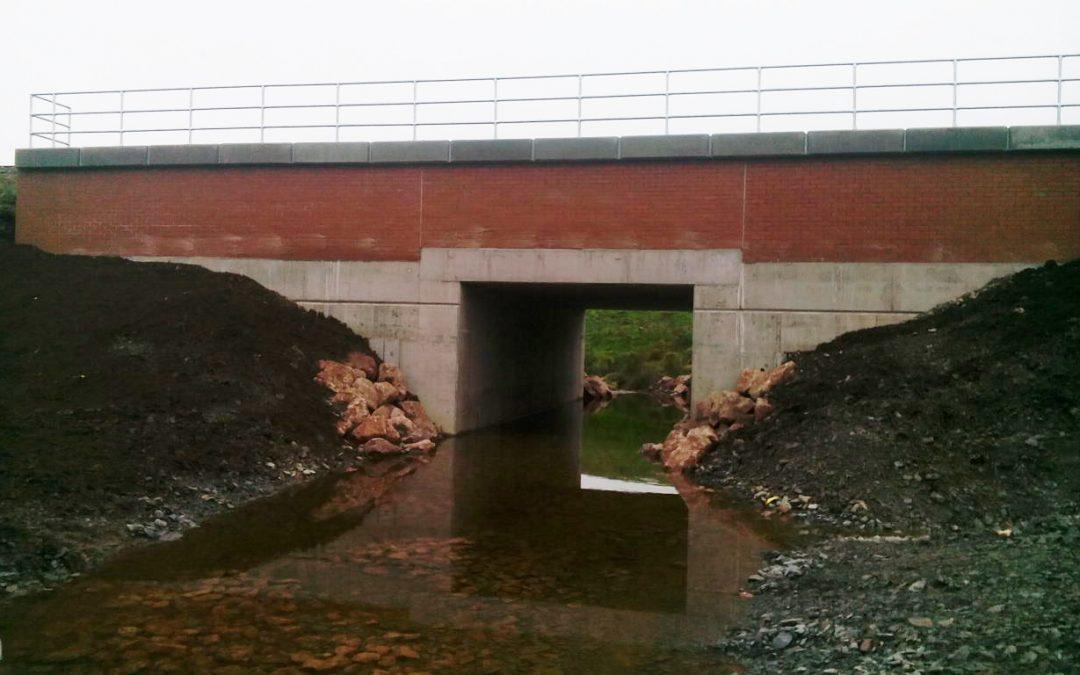 Lairthat In Situ Concrete Culvert Installation